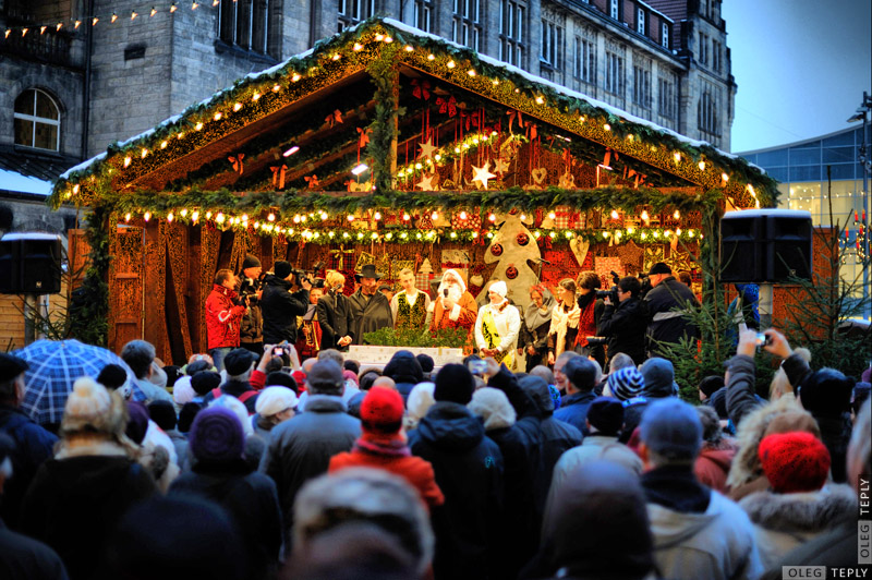 Chemnitz 2012 Weihnachtsmarkt