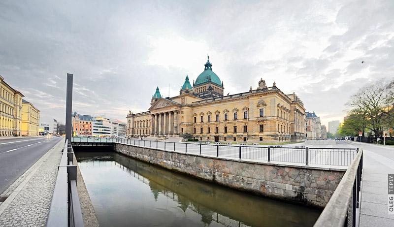Leipzig. Bundesverwaltungsgericht