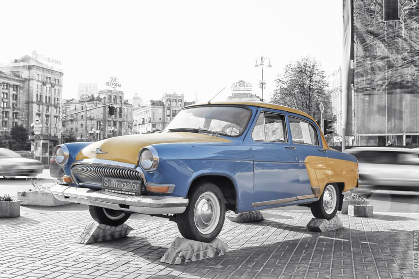 GAZ M-21 Wolga